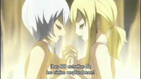 Fairy Tail - Urano Metría Lucy & Yukino
