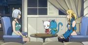 Lucy et Yukino (clés)