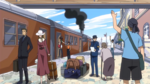Gare d'Harujion Anime - 1