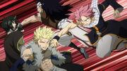 Le premier assaut de Fairy Tail
