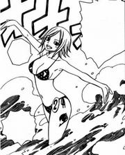 Jubia se met elle aussi en bikini