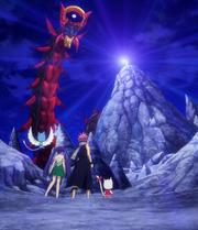Le Groupe de Natsu Vs Loki