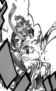 Natsu bat Arlock