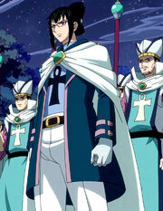 Rahal apparaît dans l'Anime!