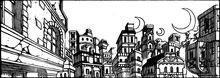 La ville de Syka