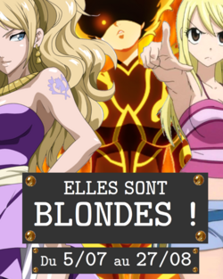 Event Blondes