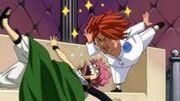 Natsu réveillé par Ichiya