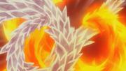 Les Épines défaites par le feu et la glace