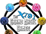 Grand Tournoi de la Magie (X791)