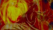 L'Alliance de Natsu et d'Atlas Flame