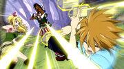 Sagittarius attaquant Hibiki
