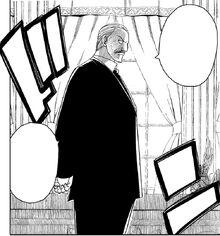 Le père de Lucy
