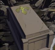 Cercueil de Will Neville