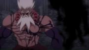 Rog tente dattaquer Jienma par derrière anime