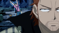 Jason apparaît derrière Gildarts