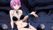 Virfo apparaît en maillot de bain