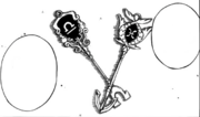 Yukino propose ses clefs à Lucy
