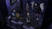 Membres d'Avatar anime