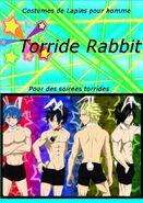 Publicité Torride Rabbit