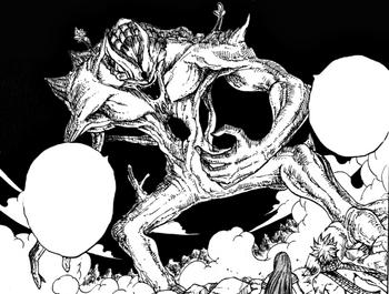 Manga - Forme Démoniaque