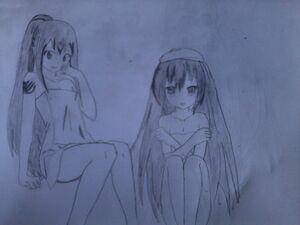Wendy et Kotori