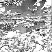 Monde d'Edolas Manga