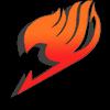 Symbole de Fairy Tail orange