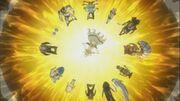 Invocation du Zodiaque