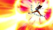 Kanna lance Explosion
