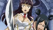Minerva transperce Kagura
