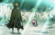 Natsu s'incline face à Gildarts