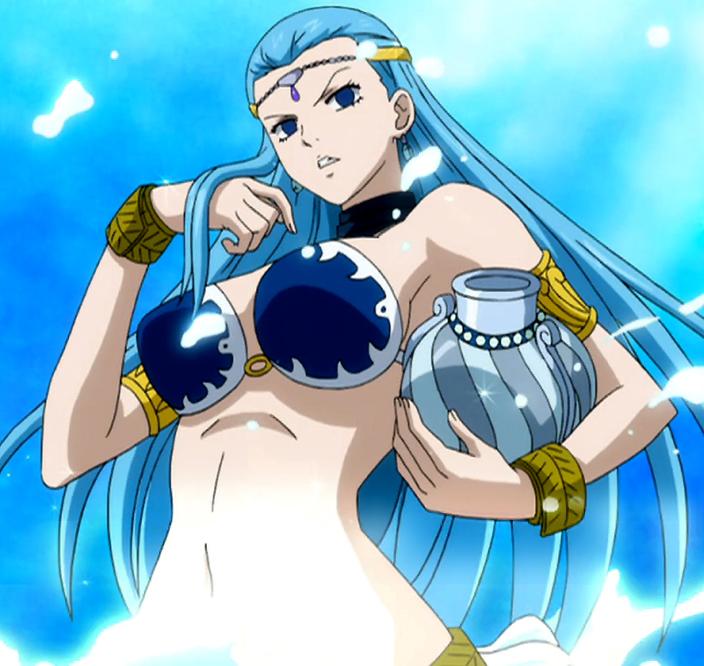 Aquarius Fairy Tail Wiki Fandom Powered By Wikia