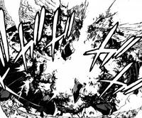 Natsu bat Ikusatsunagi en un coup