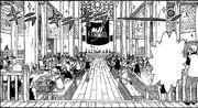 Auberge Fairy Tail, nouvel intérieur