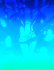 Minerva se transforme en démone