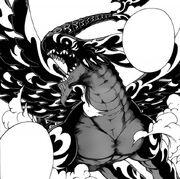 Le roi dragon, acnologia