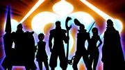 Les membres de la Légion