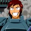 Dan, dernier membre de l'unité des Légions