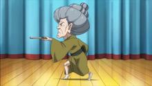Danse orientale Ooba anime