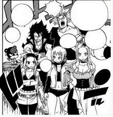 L'Equipe de Mirajane part en infiltration