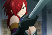 Ep 85 - Knightwalker brandit une épée