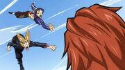 A deux contre un, Ichiya l'emporte