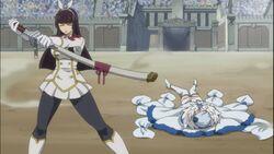 Kagura versus Yukino 1