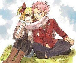 Natsu et Lucy!