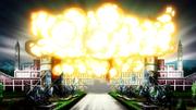 Explosion au Conseil Magique