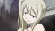 Lucy retrouve Natsu après un an d'absence