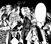 Les renforts annoncés par Yomazu
