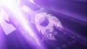 Mald Gheel vaincu anime