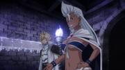 Braiya interrompt la discussion entre Jerome et Arlock anime