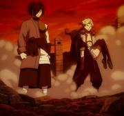 Sting et Rog sauvent Minerva